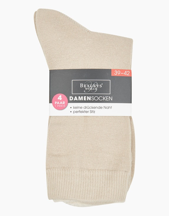 Bexleys woman Socken 4er Pack | [ADLER Mode]