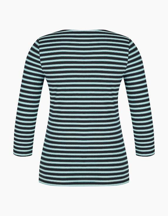 Bexleys woman Shirt mit 3/4-Arm aus Organic Cotton | [ADLER Mode]