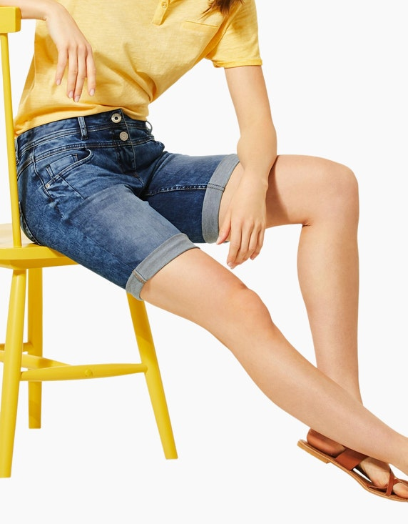 CECIL Jeans-Shorts, Loose Fit, Scarlett | [ADLER Mode]