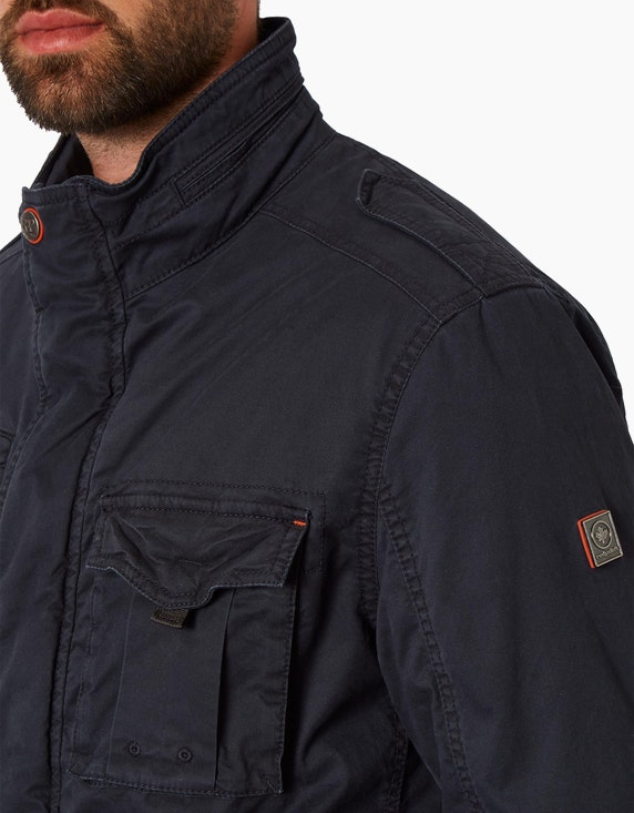 "Redpoint Baumwoll-Fieldjacket mit Stretch ""Henk"" 