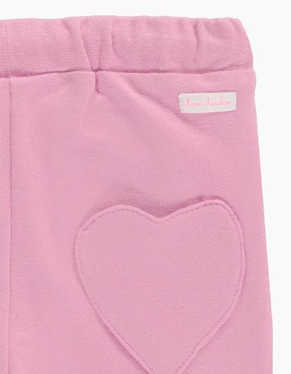 Tom Tailor Baby Girls Sweathose mit Herz-Tasche | [ADLER Mode]