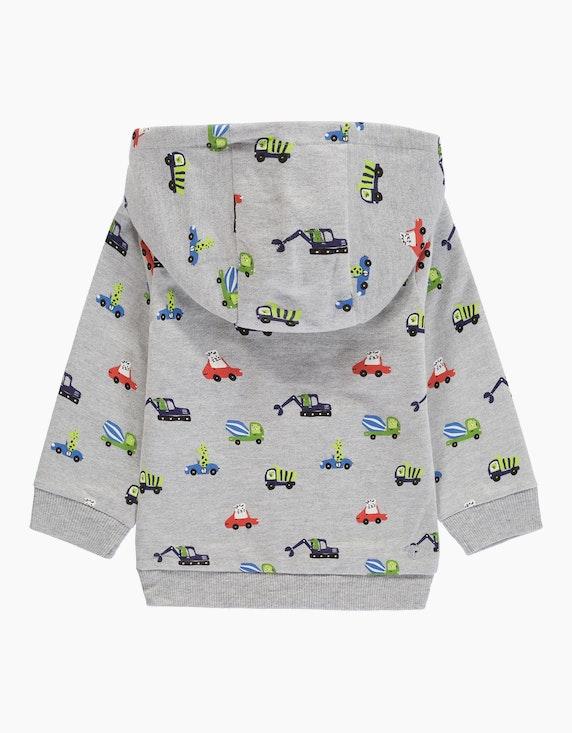 Tom Tailor Baby Boys Sweatjacke mit Allover-Print | [ADLER Mode]