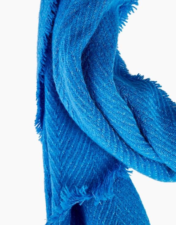 Viventy Schimmernder Schal mit Fransen | [ADLER Mode]