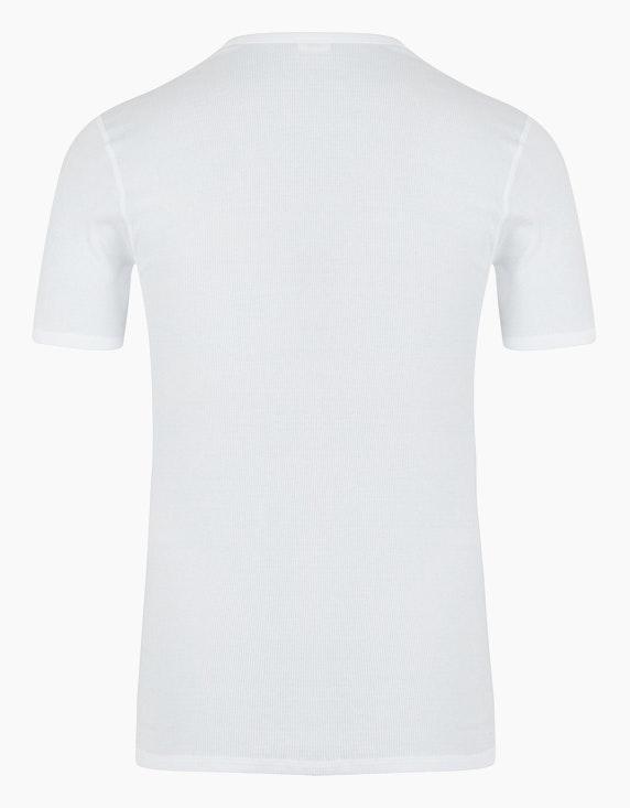 Schiesser Unterhemd Doppelripp | [ADLER Mode]