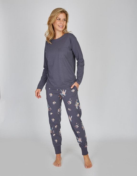 Triumph Mix & Match Pyjama Oberteil | [ADLER Mode]
