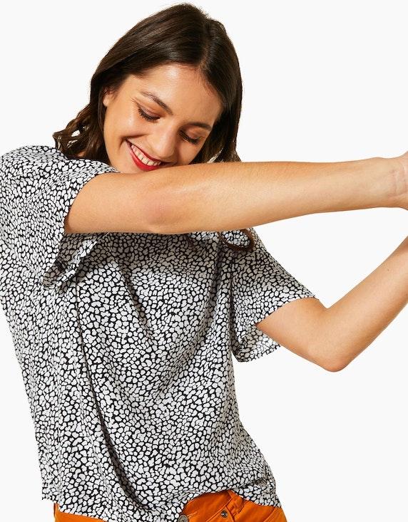 Street One Shirtbluse mit weiten Ärmeln   [ADLER Mode]