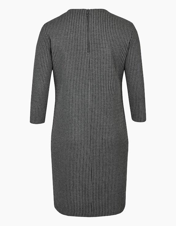 VIA APPIA DUE Kleid mit Nadelstreifen | [ADLER Mode]