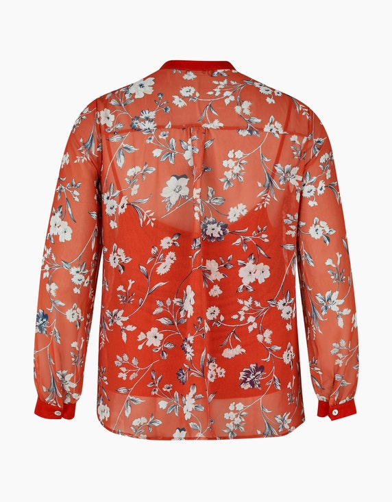 No Secret leichte Bluse mit Topeinsatz | [ADLER Mode]