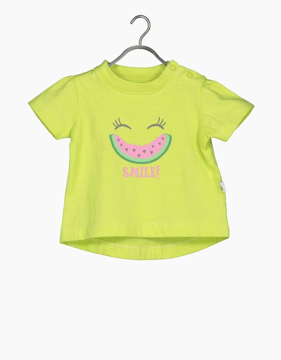 Blue Seven Baby Girls T-Shirt Newborn | [ADLER Mode]