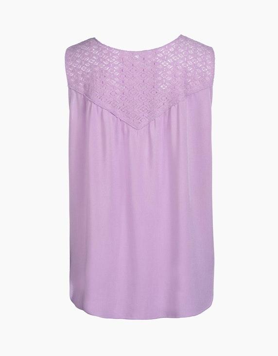 Bexleys woman Festliches, einfarbiges Blusen-Top | [ADLER Mode]