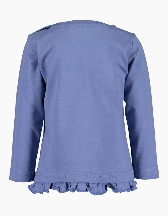 Blue Seven Baby Girls Shirt | [ADLER Mode]