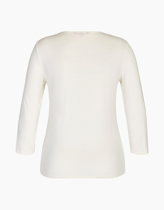 Steilmann Woman Shirt mit Strass und Ärmeln in 3/4 Länge | [ADLER Mode]