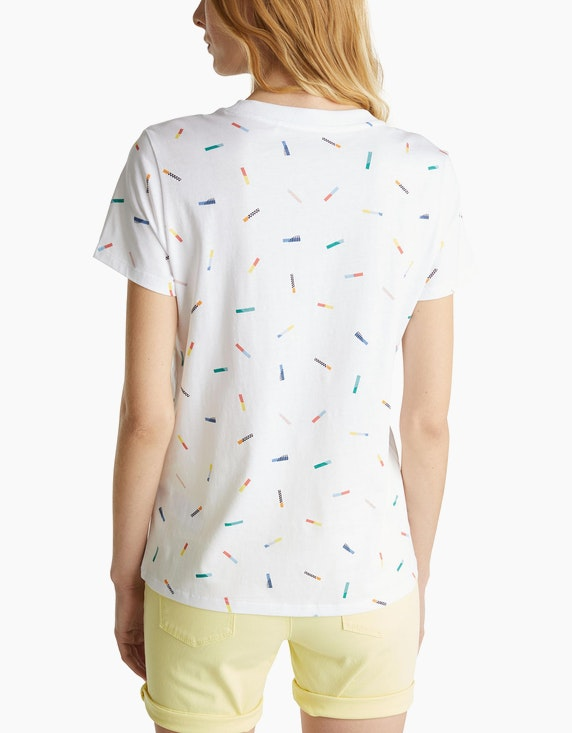 Esprit Print-Shirt aus Bio-Baumwolle | [ADLER Mode]