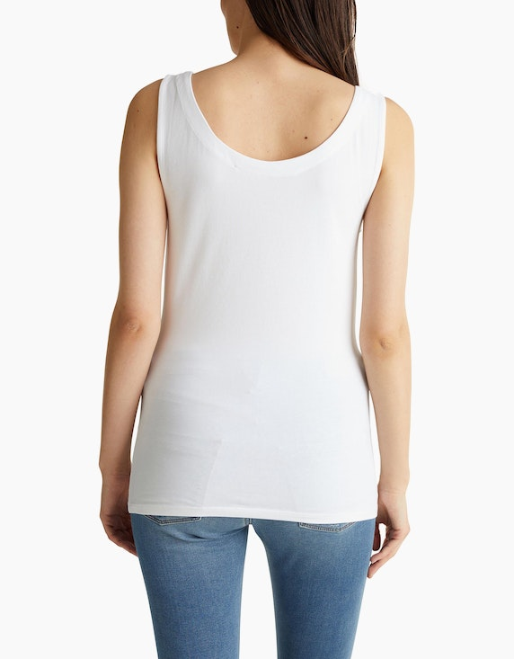 Esprit Stretch-Top mit Organic Cotton | [ADLER Mode]