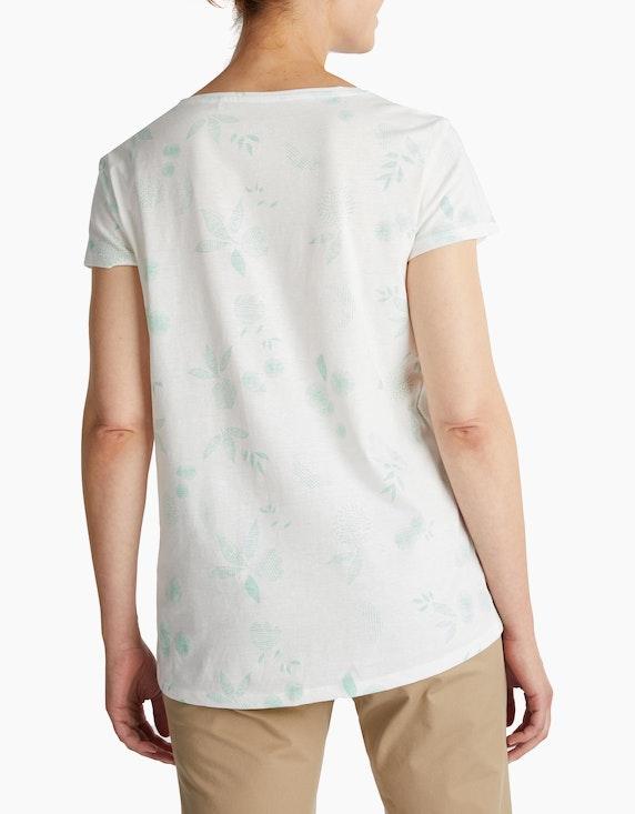 Esprit Print-Shirt mit Bio-Baumwolle | [ADLER Mode]