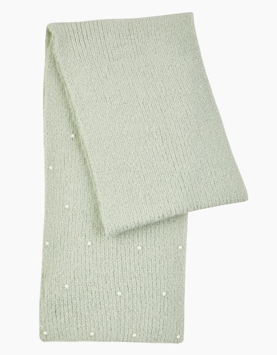 Bexleys woman Strickschal mit Perlen | [ADLER Mode]