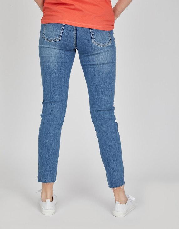 MY OWN Jeans mit Teilungsnaht | [ADLER Mode]