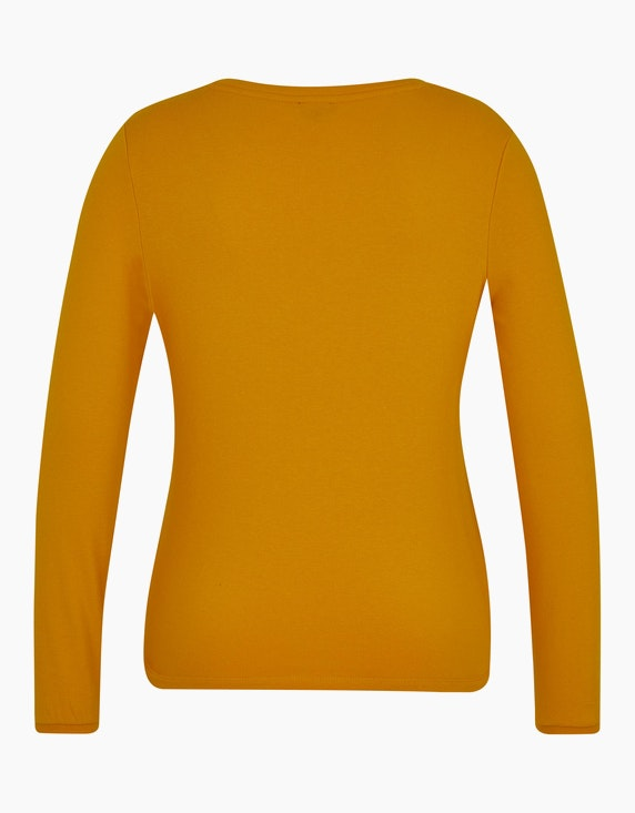 Via Cortesa leichtes Basic-Sweatshirt | [ADLER Mode]