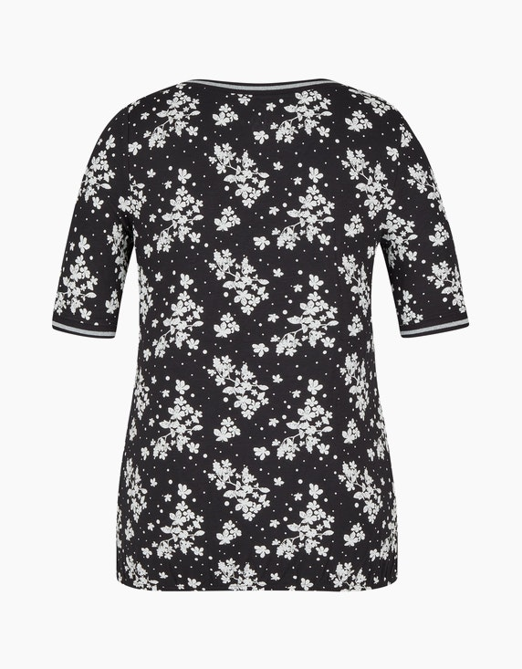 Bexleys woman Shirt im floralen Design   [ADLER Mode]