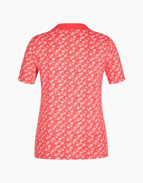 Bexleys woman T-Shirt mit Gingko-Druck   [ADLER Mode]