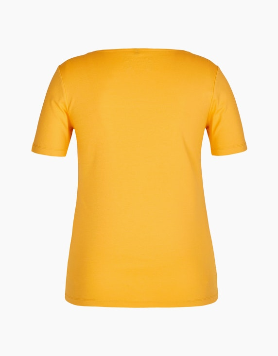 Bexleys woman Unifarbenes Shirt mit Trapez-Ausschnitt   [ADLER Mode]