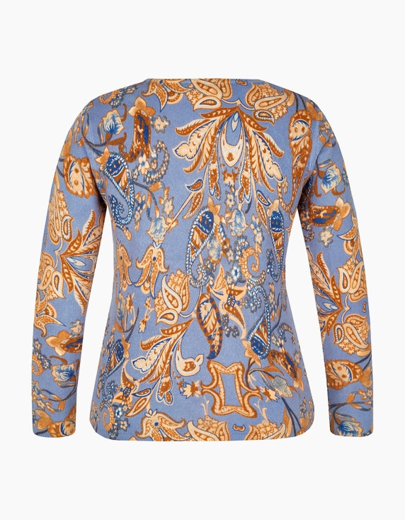 Malva Pullover mit Paisley-Muster | [ADLER Mode]