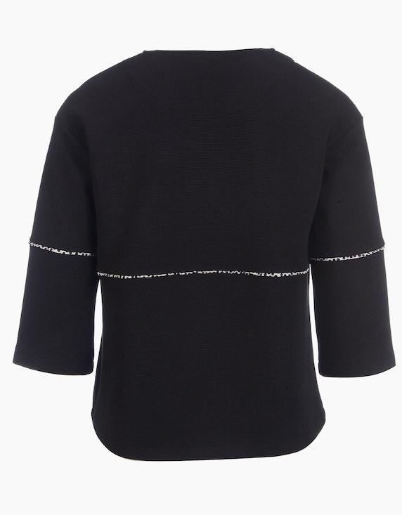 Bexleys woman Shirtjacke mit Ripp-Struktur | [ADLER Mode]
