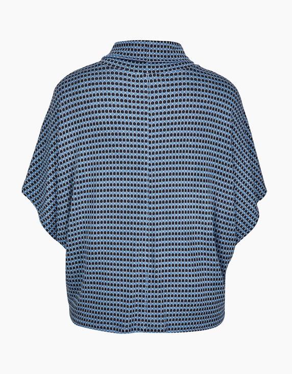 Thea Pullover im Poncho-Style mit Rollkragen | [ADLER Mode]