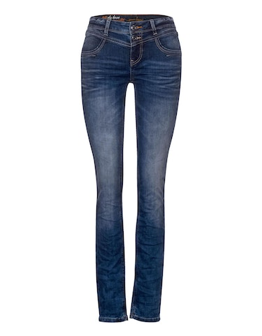 Hosen - Denim Jeanshose, Casual Fit, 29 30  - Onlineshop Adler