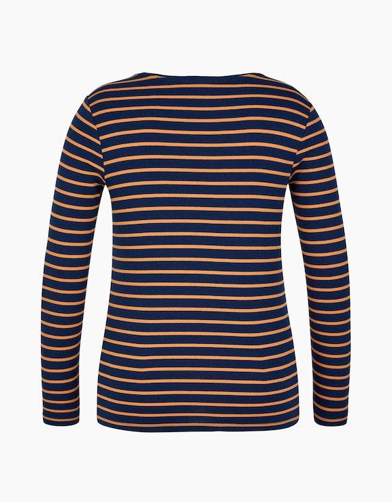 Bexleys woman Langarmshirt aus Organic Cotton   [ADLER Mode]