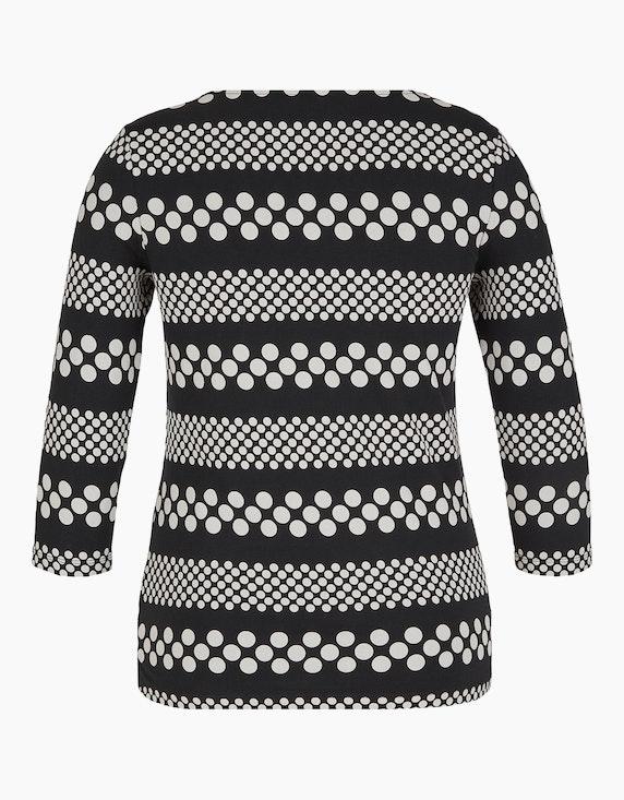 Bexleys woman Shirt mit Punkten - aus Organic Cotton | [ADLER Mode]