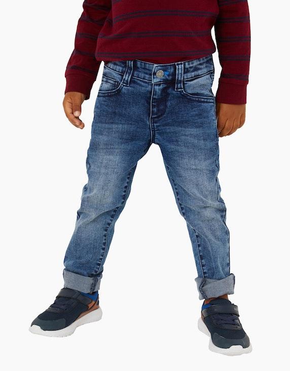 s.Oliver Mini Boys Slim leg-Stretchjeans   [ADLER Mode]