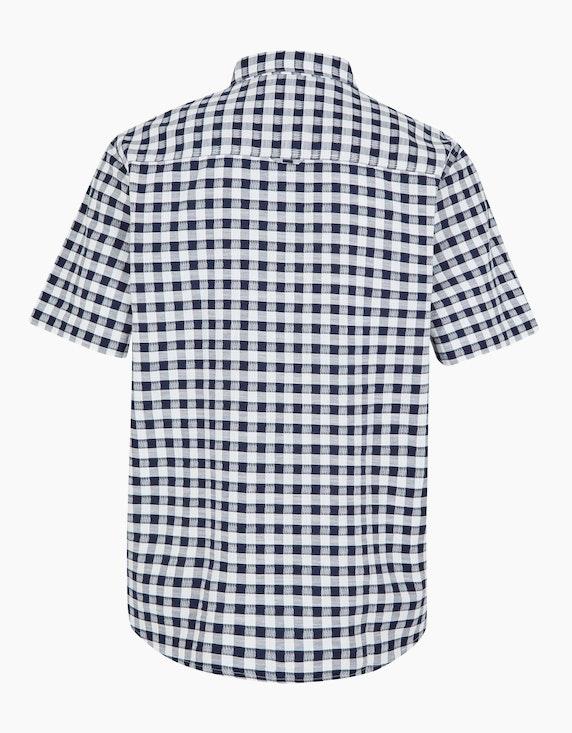 Big Fashion Kurzarmhemd im Vichykaro | [ADLER Mode]