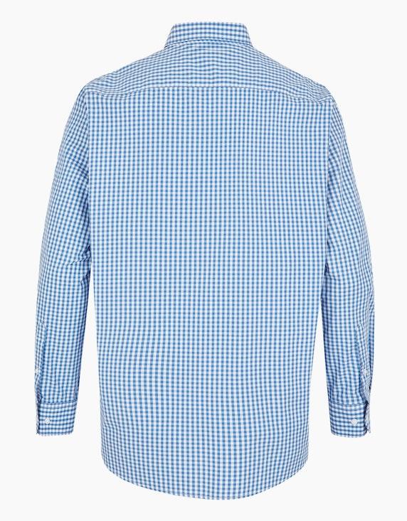 Big Fashion Freizeithemd im Vichykaro mit Langarm | [ADLER Mode]