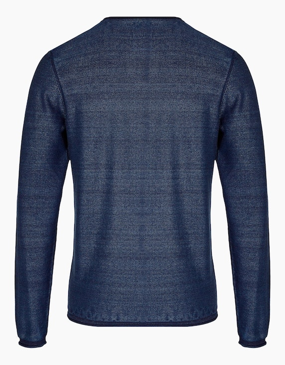 Eagle Denim Strickpullover mit Struktur | [ADLER Mode]