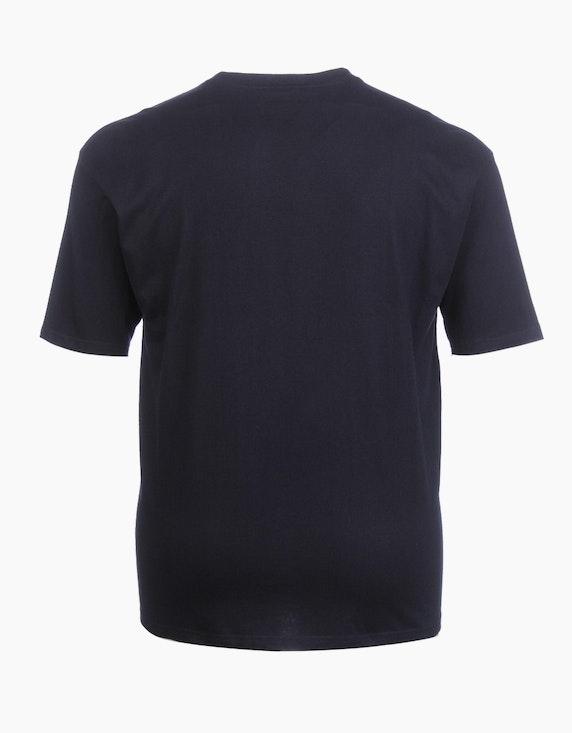 Big Fashion Basic T-Shirt Rundhalsausschnitt | [ADLER Mode]