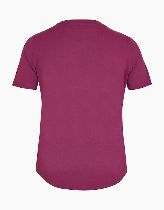 Fit&More Fitness-Shirt mit Aufdruck | [ADLER Mode]