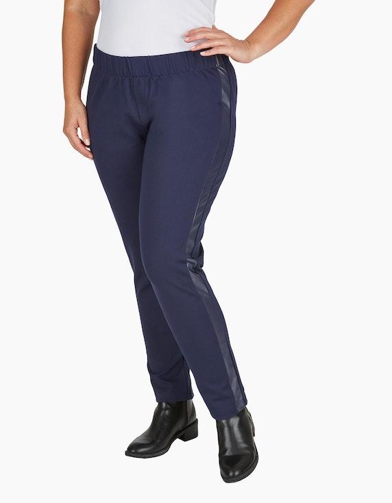 Thea Jersey-Hose, Slim Fit mit hohem Stretchanteil | [ADLER Mode]