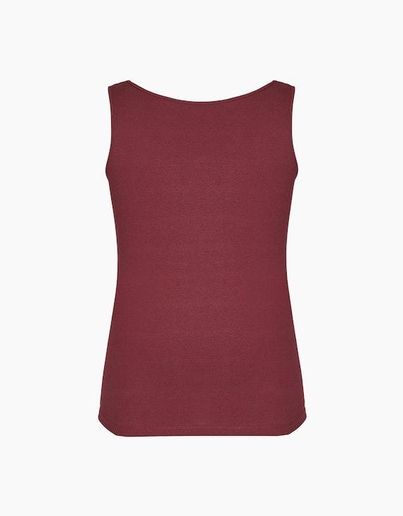 Viventy Basic-Top mit breiten Trägern, Baumwoll-Stretch | [ADLER Mode]