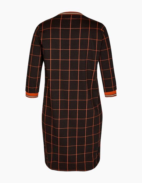 VIA APPIA DUE Kleid mit Karo-Muster | [ADLER Mode]