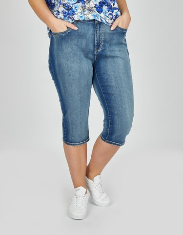 Hosen - Capri Jeans, 60  - Onlineshop Adler