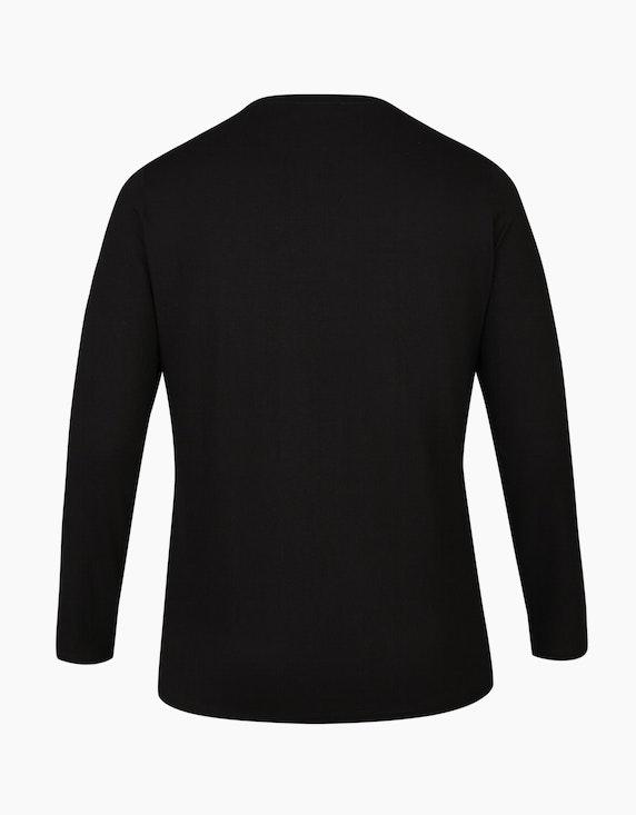 No Secret Langarmshirt mit Frontprint | [ADLER Mode]