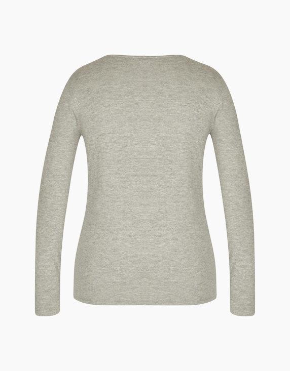 Bexleys woman Merino-Pullover mit Rauten-Muster | [ADLER Mode]