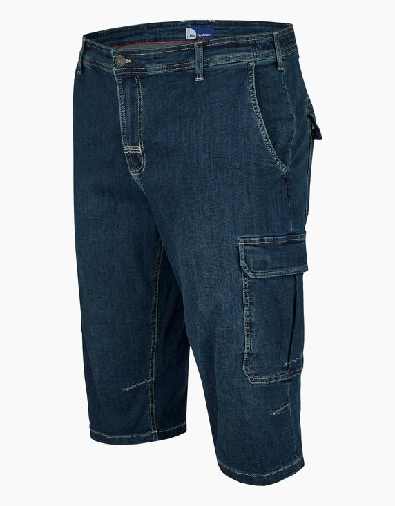 Big Fashion Jeans Cargo-Hose | [ADLER Mode]