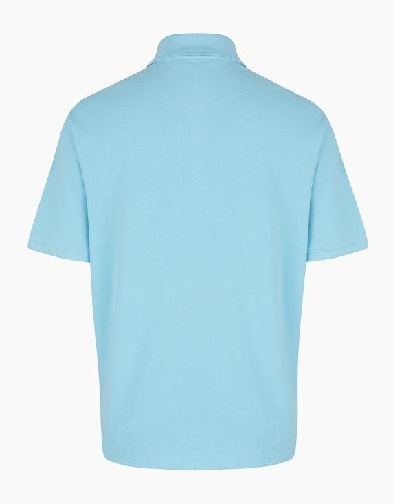 Big Fashion Basic Poloshirt | [ADLER Mode]