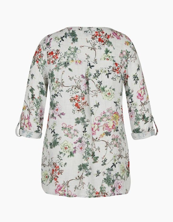 Bexleys woman Bluse mit floralem Druck | [ADLER Mode]