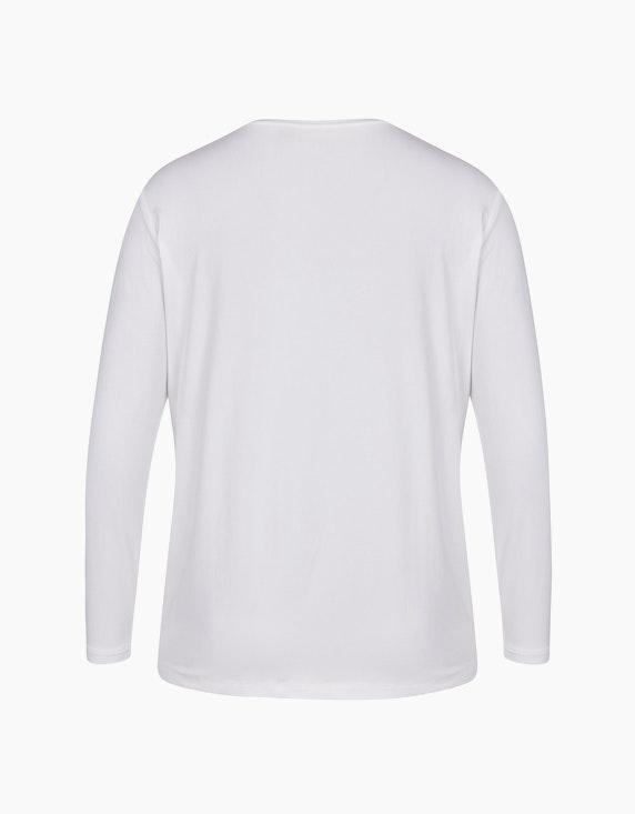 Thea Basic-Shirt aus Baumwoll-Stretch-Qualität | [ADLER Mode]