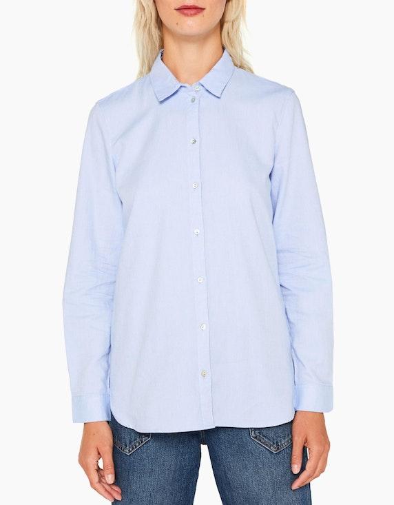 Esprit Hemdbluse mit klassischem Hemdkragen | [ADLER Mode]