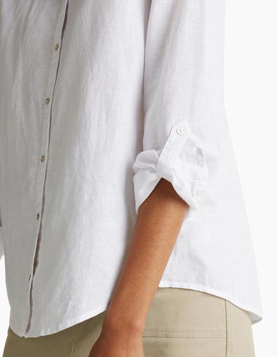 Esprit Hemdbluse aus einem Leinen-Mix   [ADLER Mode]