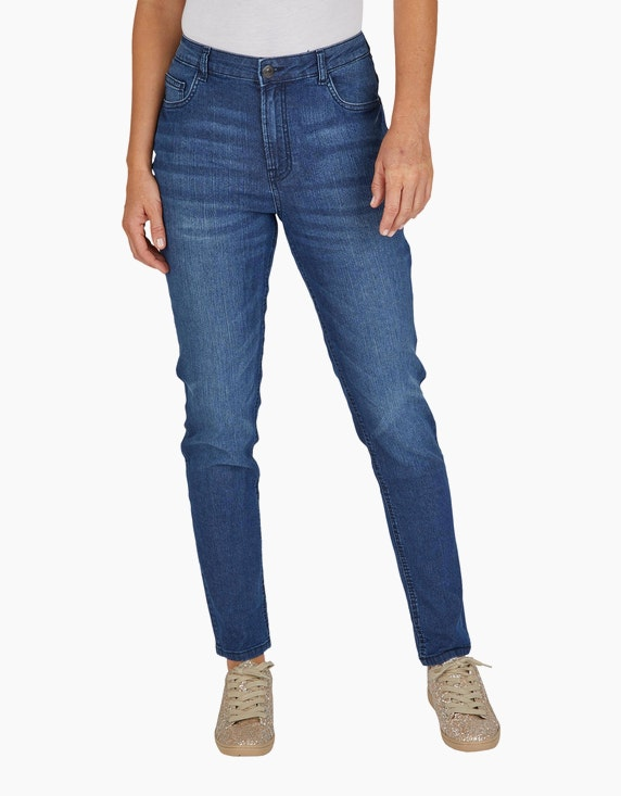 "Bexleys woman Jeans ""Beila"" in Normal- und Kurzgrößen 